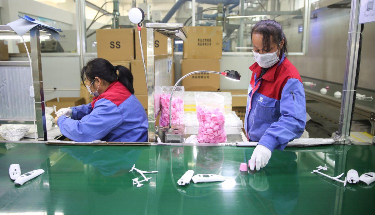 empresas cerradas en china