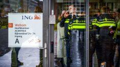 Estalla un nuevo paquete bomba en oficina de ING en Ámsterdam