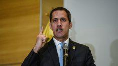 Guaidó convoca a marchar hasta la Asamblea Nacional el 10 de marzo