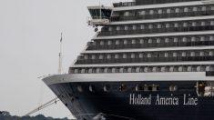 Crucero con base en Miami fue rechazado en dos países por temor al coronavirus