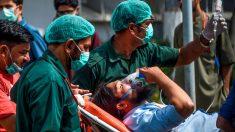 Una fuga de gas desconocido en Pakistán deja al menos 14 muertos