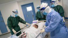 Estudio encuentra alta tasa de mortalidad en pacientes clínicamente enfermos con coronavirus en China