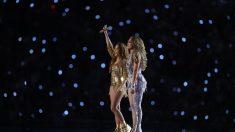 Más de mil quejas por el contenido del medio tiempo del Super Bowl protagonizado por Shakira y J Lo