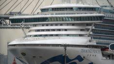 Unos 500 filipinos en cuarentena en el crucero de Japón podrán regresar a Filipinas