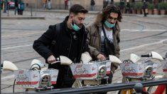 Foco en Italia esparce el coronavirus a países vecinos