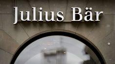 Suiza sanciona al banco Julius Baer por lavar dinero de PDVSA