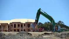 Permisos de construcción llegan a un máximo en 13 años, reflejando la robustez económica de EEUU.