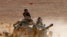 Tropas sirias se hacen con el control de las afueras de la ciudad de Alepo