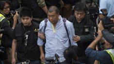 EE.UU. reclama a Hong Kong por el arresto del editor Jimmy Lai y otros activistas