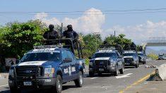 Asesinan a 8 presuntos sicarios del cártel de la droga CJNG en México