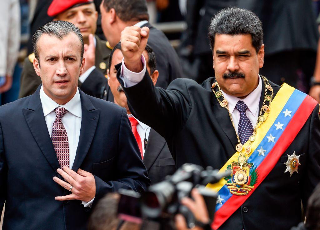 Maduro declara a PDVSA en emergencia y designa a Tareck el Aissami ...