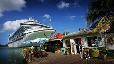 Jamaica prohíbe desembarcar a italianos de crucero en una escala en la isla