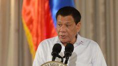 Presidente filipino se disculpa por recibir Sinopharm no aprobado y pide a China que retire las dosis
