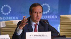 El expresidente Quiroga dice que Morales viaja a Cuba por ser incómodo en Argentina