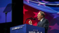Nueva York acusa a la NRA de violar las leyes estatales de seguros