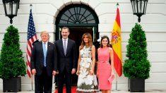 Trump recibirá a los reyes de España en una visita de Estado el 21 de abril