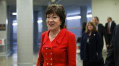 """Senadora Collins dice que recibió amenazas de muerte """"creíbles"""" tras su voto de absolución a Trump"""