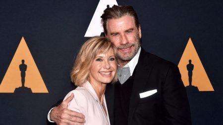 """John Travolta y Olivia Newton-John después de 42 años de amistad y de """"Grease"""" dicen: """"Nos amamos"""""""