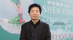 """""""Asistir al espectáculo de Shen Yun es algo precioso"""", dice director de orquesta coreano"""