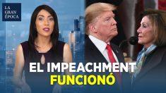 Por qué el impeachment funcionó