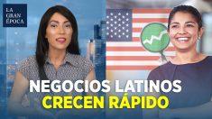 Los negocios de latinos en EE.UU. son los que crecen más rápido
