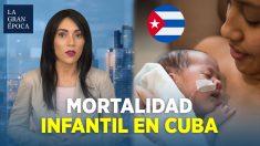 Cuba: Bebés sanos y cifras engañosas