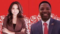 Dos socialistas encubiertos se postulan para el Congreso en Georgia