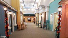 Asilo de ancianos para pacientes con demencia fue diseñado para parecerse a casas de los años 40