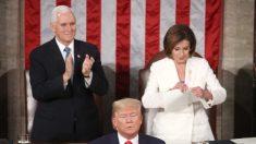 Pelosi hace todo lo posible por reelegir a Trump en el Estado de la Unión
