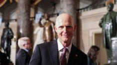 Rick Scott pide una enmienda constitucional para elevar el umbral de votos para pedir un impeachment