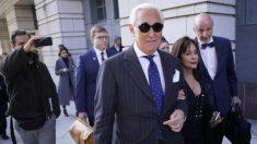 Juez federal mantiene fecha de sentencia para Stone, sopesará nueva petición de juicio