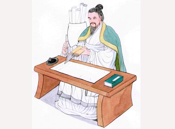 Sima Qian, autor de la primera historia completa de China, creía que un historiador debería ser independiente y producir una descripción objetiva y exhaustiva de los acontecimientos históricos. (Blue Hsaio / La Gran Época)
