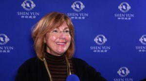 Shen Yun es brillante, absolutamente muy inspirador, dice Mezzo-Soprano