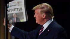 Trump promete proteger la libertad religiosa en Desayuno Nacional de Oración y habla sobre impeachment