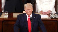 Trump destaca la bonanza económica de EE.UU. en un optimista discurso sobre el Estado de la Unión