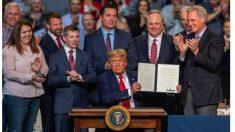 California demanda a administración Trump luego que se firmara orden de entregar agua a los agricultores