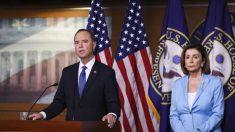 Pelosi y Schiff afirman que Trump está tomando represalias contra testigos del impeachment