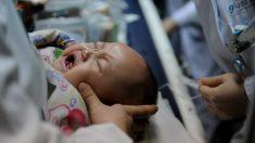 Bebé de 1 año con coronavirus se recupera y es dado de alta del hospital