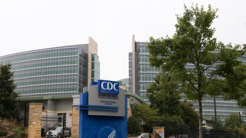 La sede del Centro para el Control de Enfermedades (CDC) en Atlanta, Georgia. (Jessica McGowan/Getty Images)
