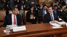 Importante investigador del impeachment se retira del panel de inteligencia de la Cámara