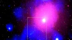 Captan la mayor explosión de un agujero negro vista en el Universo