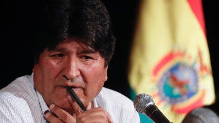 Bolivia: El Ministerio Público abre un proceso penal contra Evo Morales por fraude electoral