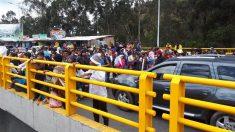 La inmigración venezolana estimula la economía de Colombia, asegura el FMI