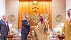 """Arabia Saudí: Pompeo satisfecho de la """"disuasión"""" ejercida frente a Irán tras la muerte de Soleimaní"""