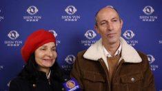 """Shen Yun """"Me ayudará a recuperar estos valores"""", destacó una bailarina"""