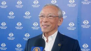 """Shen Yun deleita con """"una perfección realmente impresionante"""", dice excongresista peruano"""