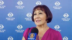 """Coordinadora artística del Ballet Nacional del Perú destaca la actuación """"desde el alma"""" de los bailarines de Shen Yun"""