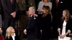 Trump otorga a Rush Limbaugh Medalla Presidencial en el Estado de la Unión tras diagnóstico de cáncer