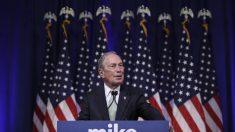 Campaña de Bloomberg responde sobre si está considerando elegir a Hillary Clinton como su VP