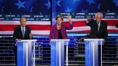 Lo más destacado del debate demócrata en Nevada: solo Sanders se opone a la convención abierta